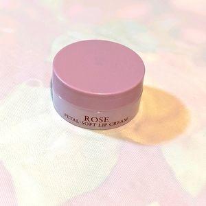 NWT Fresh Rose Hydration Lip Balm mini